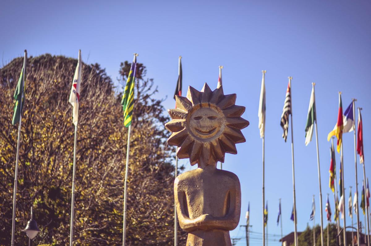 Rotula das Bandeiras Kikito