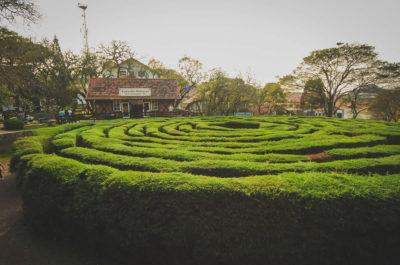 Labirinto - Nova Petrópolis