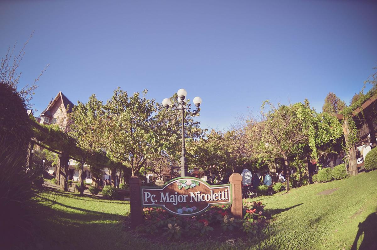 Praça Major Nicoletii